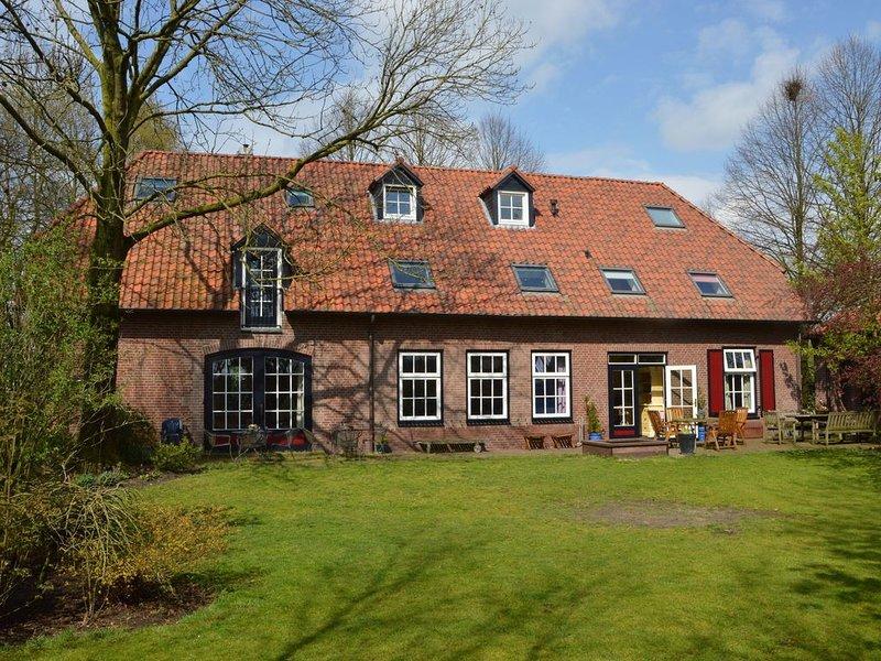 Gorgious villa situated in a splendid environment, casa vacanza a Elsendorp