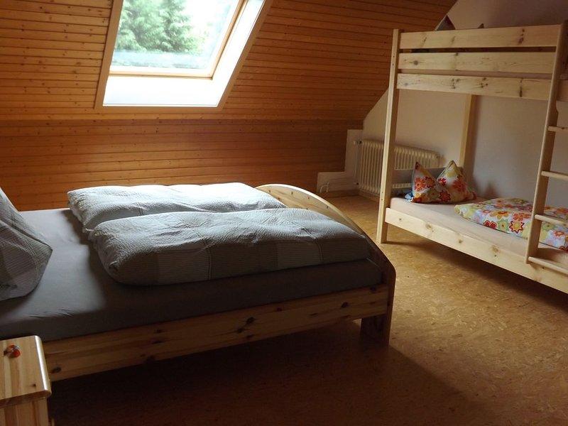Ferienwohnung 'Kapfblick' mit 40qm, 1 Schlafzimmer für max. 5 Personen, vacation rental in Hofstetten