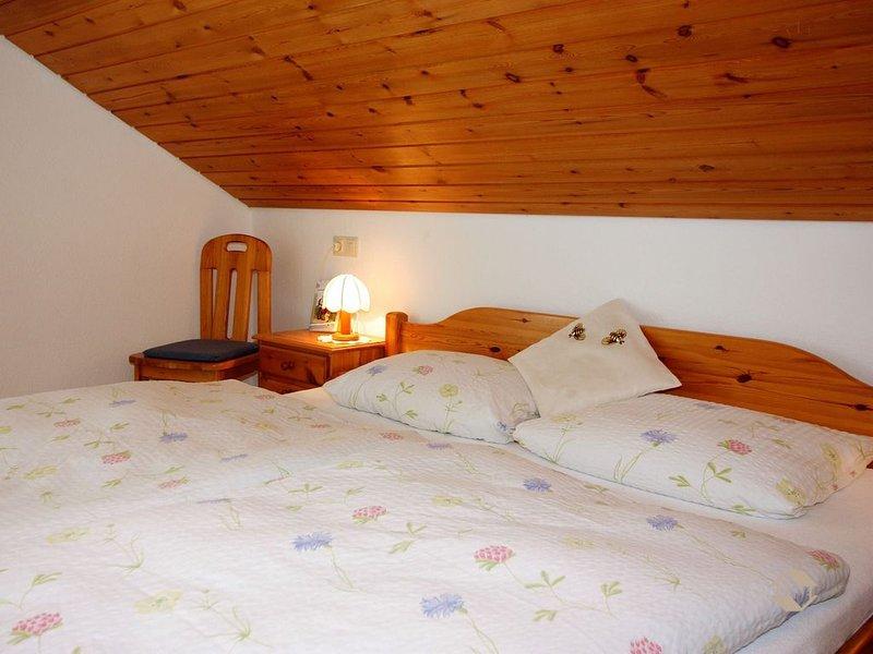 Apartment 90sqm, 2 bedrooms, max. 4 persons bedroom