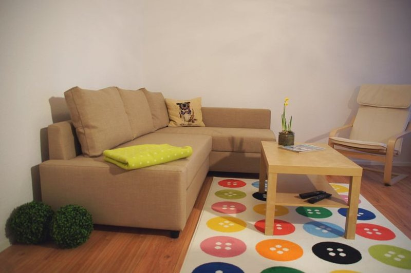 Apartment, 60sqm, 1 bedroom, 1 living room / bedroom living room