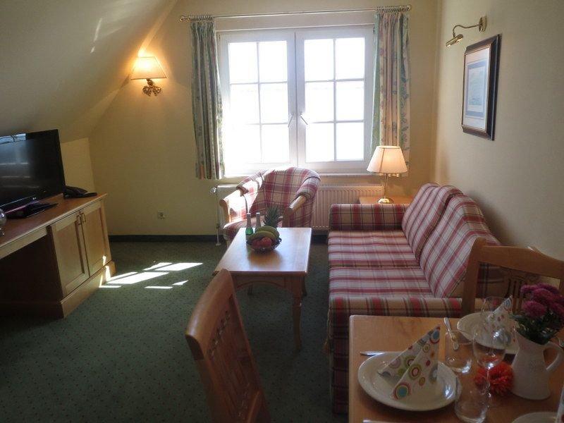 Ferienwohnung Köpenick mit ca. 35 qm, 1 Schlafzimmer, für max. 3 Personen, holiday rental in Alt Reddevitz