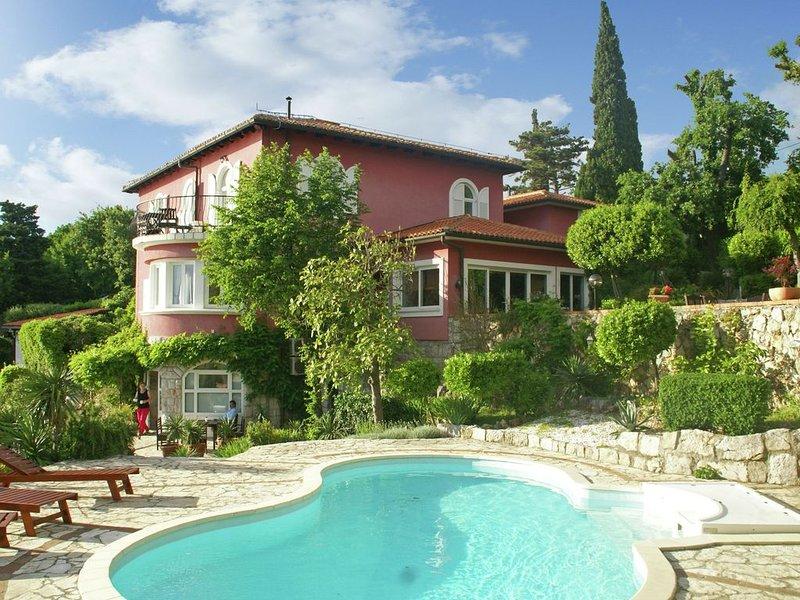Delightful Apartment with Private Beach in Kraljevica, holiday rental in Kraljevica