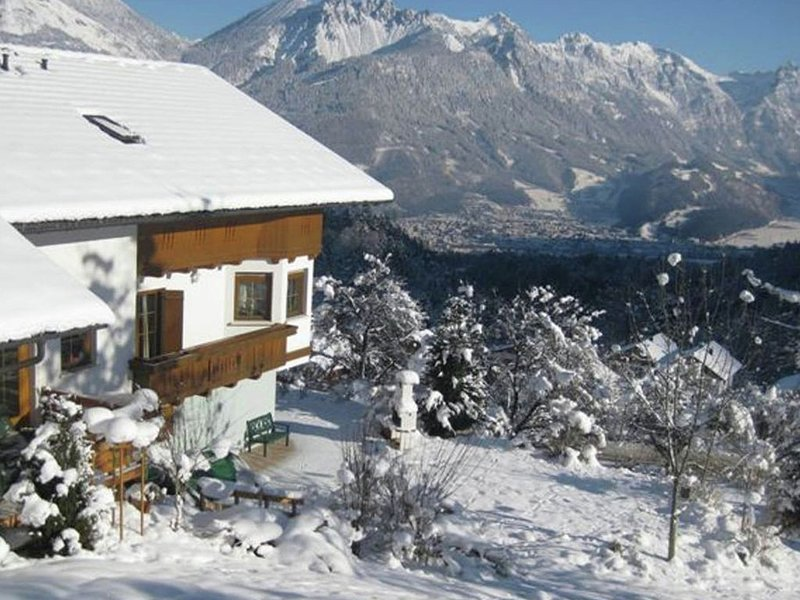 Charming Mansion near Ski Area in Bürserberg, holiday rental in Raggal