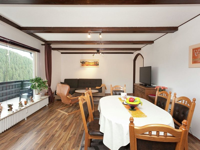Exclusive detached holiday house for up to 14 people with a large garden, a gri, location de vacances à Bad Grund