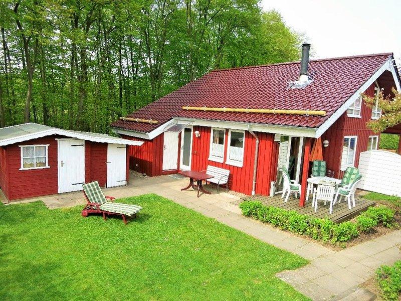 Ferienhaus Mara, 70qm, 3 Schlafzimmer, holiday rental in Auetal