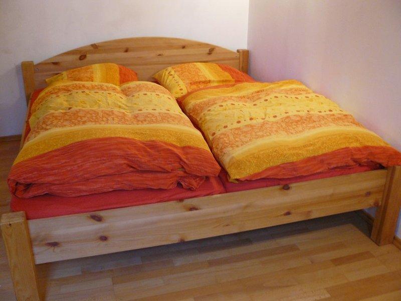 Ferienwohnung mit 55qm, 1 Schlafzimmer, 1 Wohn-/Schlafzimmer, für maximal 4 Per, holiday rental in Vohl