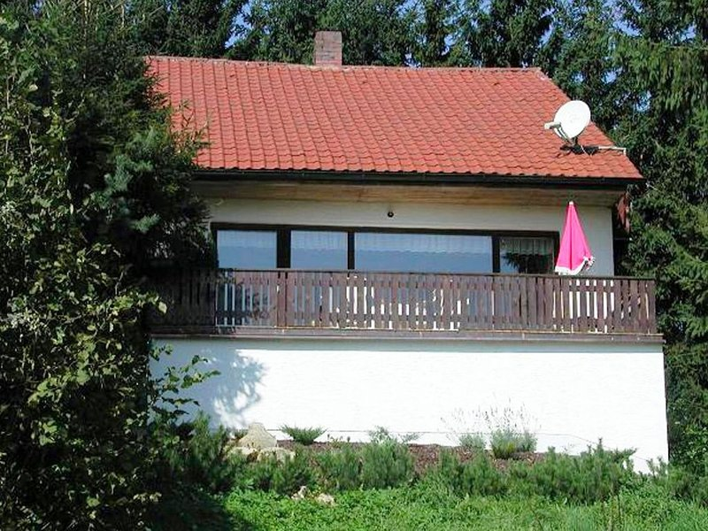 Cozy Pet-friendly Holiday Home in Tännesberg, location de vacances à Upper Palatinate