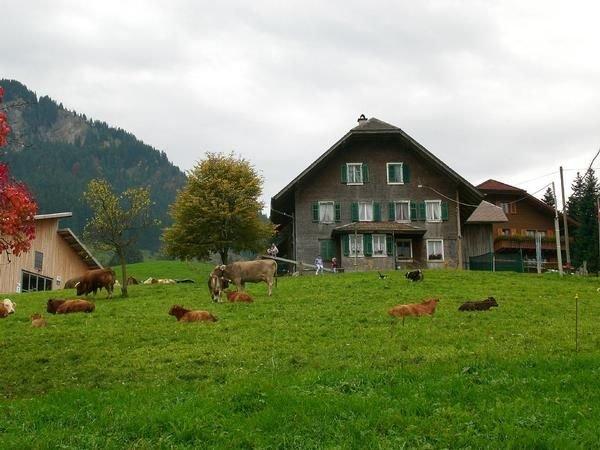 Ferienwohnung Schwarzenberg LU für 8 Personen mit 4 Schlafzimmern - Ferienhaus, alquiler de vacaciones en Wilen