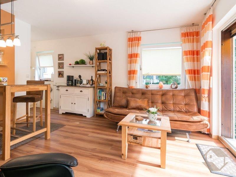 Ferienwohnung Sonnenschein 2 mit 40qm, 1 Wohn-/Schlafzimmer, max. 2 Personen, alquiler vacacional en Bad Wildbad