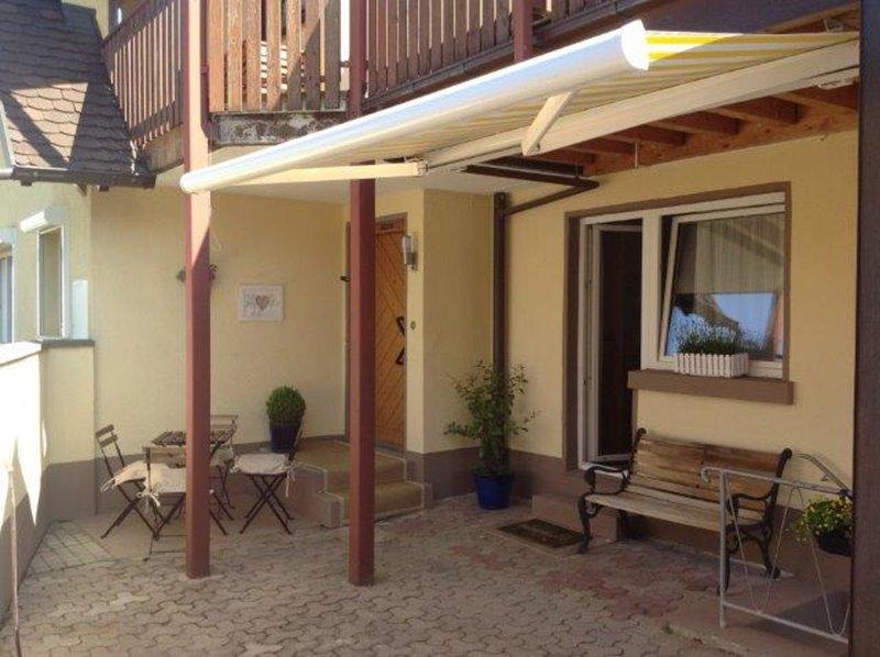 Ferienwohnung, 1 bis 4 Personen, holiday rental in Umkirch