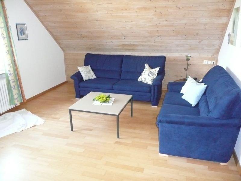 Ferienwohnung zum Freitagsbächle mit ca. 90qm, 2 Schlafzimmer, für maximal 4 Pe, holiday rental in Moetzingen