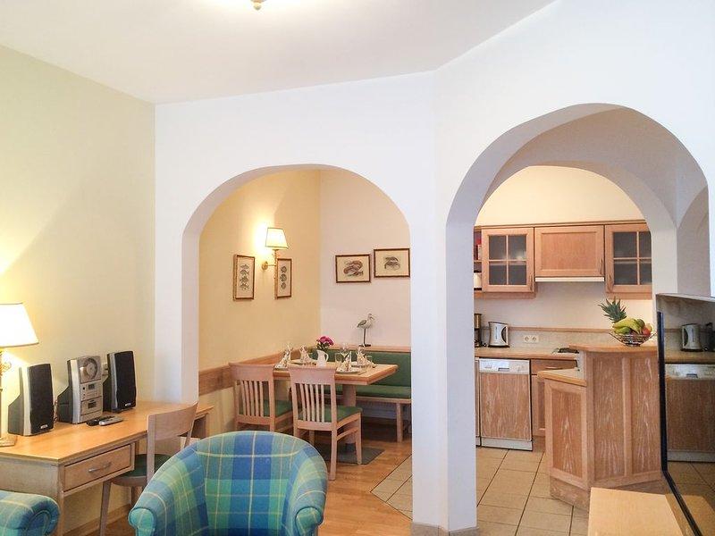 Ferienwohnung Sanssouci mit ca. 67 qm, 2 Schlafzimmer, für max. 5 Personen, holiday rental in Ostseebad Binz