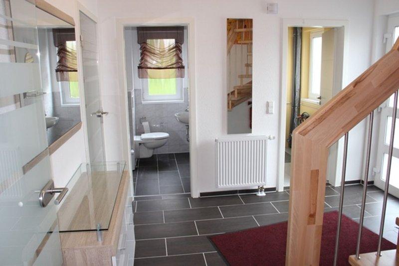 Schwedenhaus mit ca. 87 qm, 2 Schlafzimmer, für maximal 7 Personen, holiday rental in Alpirsbach