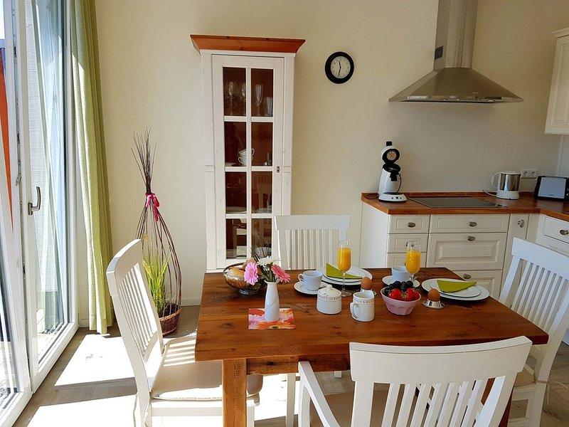 Ferienwohnung, Landhaus-Nestle 1, 57 qm, 1 Schlafzimmer, 1 Wohn-/Schlafzimmer,, vacation rental in Hayingen