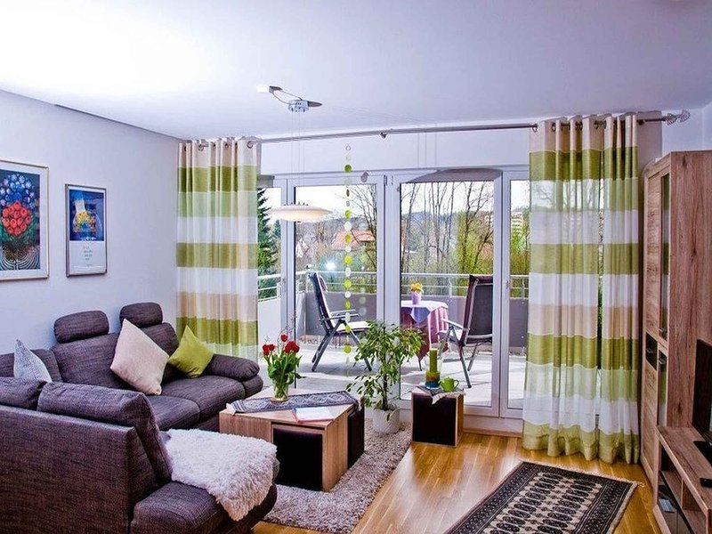 Ferienwohnung, 58qm, 1 Schlafzimmer, max. 2 Personen, casa vacanza a Aitrach
