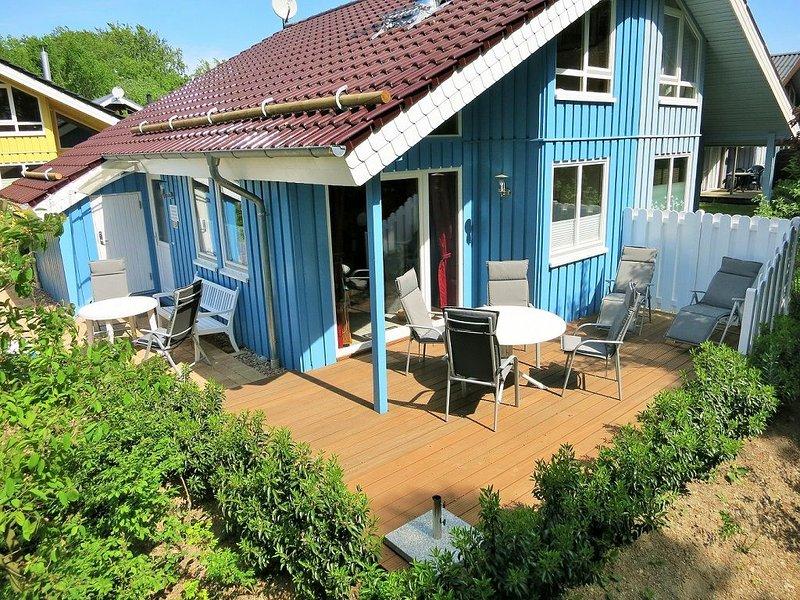 Ferienhaus Sophie mit 70qm für maximal 5 Personen, holiday rental in Auetal