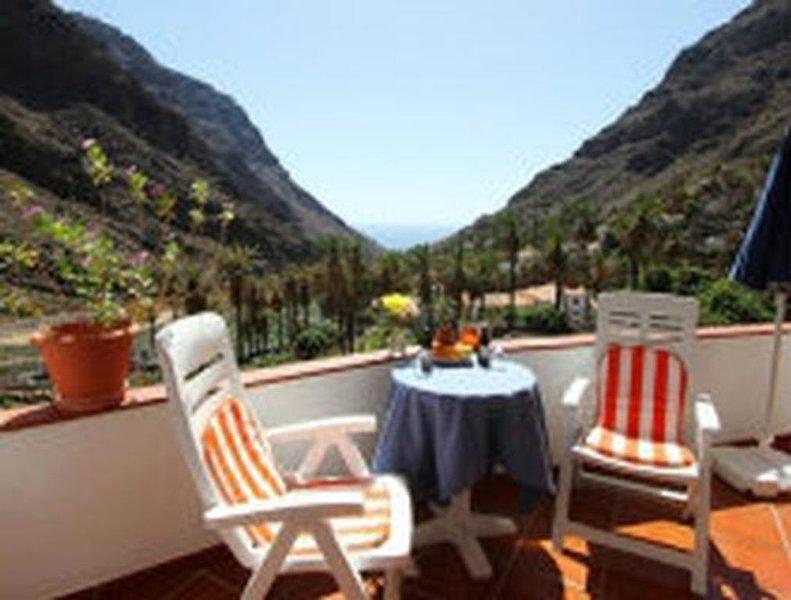 Ferienwohnung El Guro für 1 - 2 Personen mit 1 Schlafzimmer - Ferienwohnung, vacation rental in Valle Gran Rey