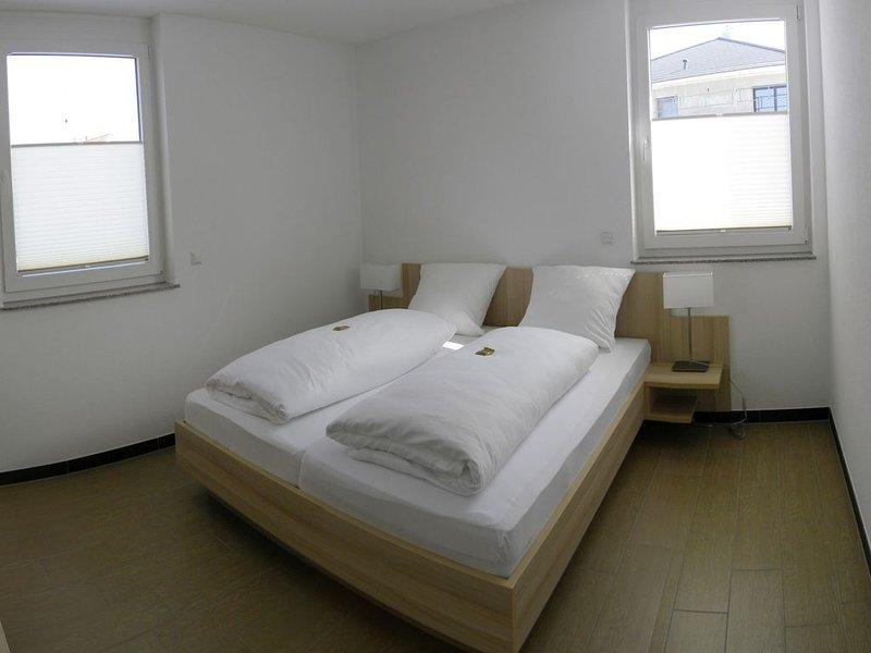 Ferienwohnung mit ca. 55qm, 1 Schlafzimmer, 1 Wohn-/Schlafzimmer für maximal 4, location de vacances à Britzingen