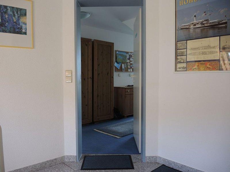 Ferienwohnung 85qm, 2 Schlafzimmer, max. 3 Personen, vakantiewoning in Sipplingen