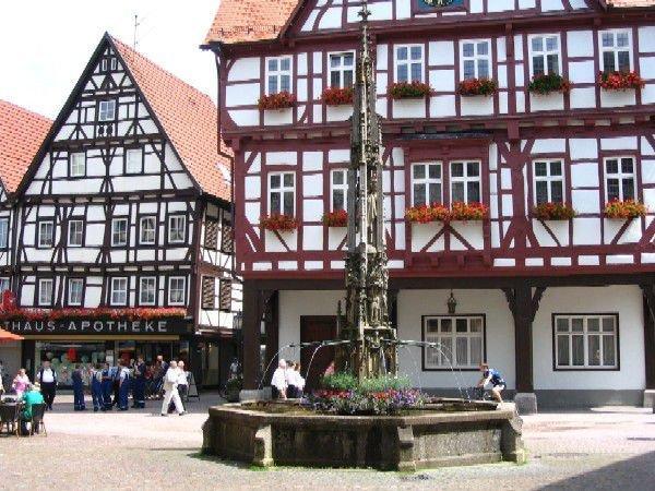 Marinas Ferienwohnungen, (Bad Urach), LHS 03277_B
