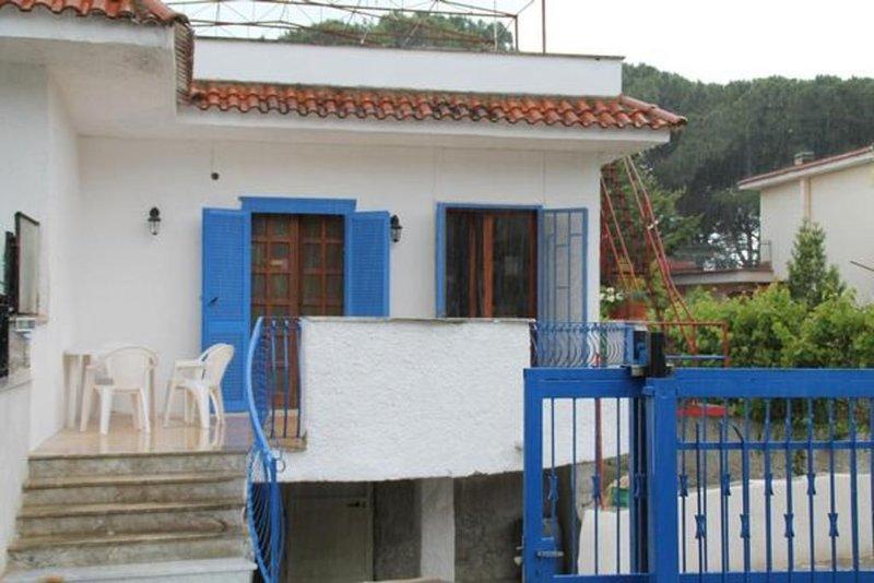 Ferienhaus Castel Volturno für 5 - 7 Personen mit 2 Schlafzimmern - Ferienhaus, vacation rental in Province of Caserta