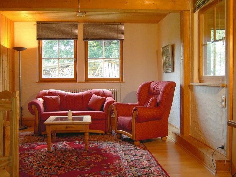 Ferienwohnung mit ca. 50qm, 1 Schlafzimmer, für maximal 4 Personen, alquiler vacacional en Freudenstadt