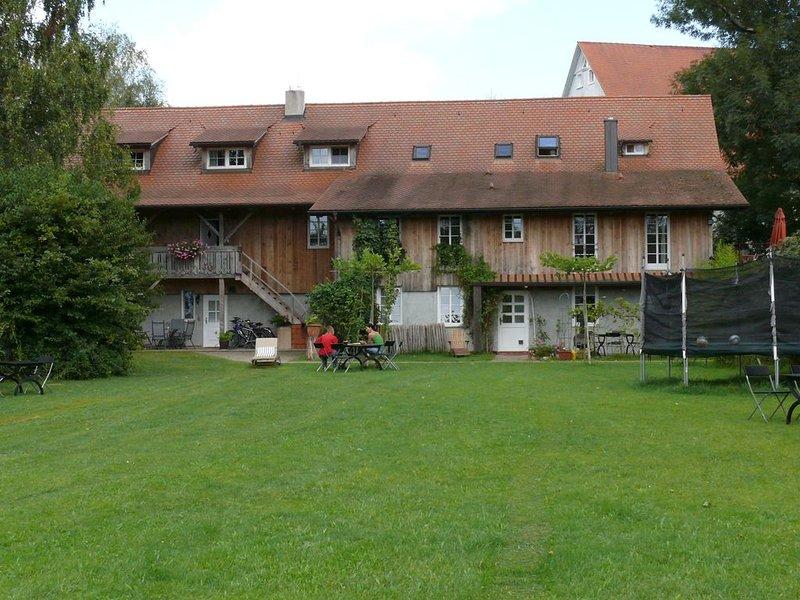 Ferienwohnung Dampfkessel, 60qm, 2 Schlafzimmer, max. 6 Personen, casa vacanza a Salem