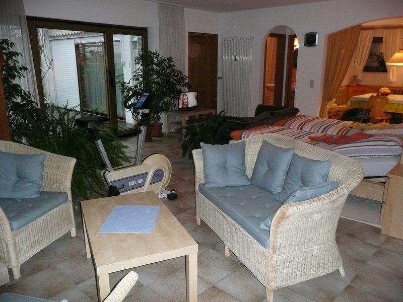 Apartment, mit ca. 50qm, 1 Wohn-/Schlafzimmer, für max. 3 Personen, location de vacances à Sinsheim