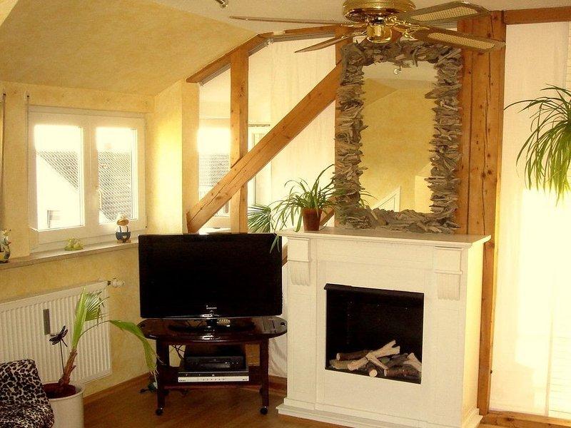 Ferienwohnung mit ca. 80 qm, 2 Schlafzimmer für maximal 4 Personen, holiday rental in Lindau
