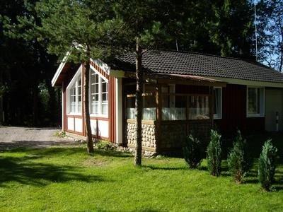 Ferienhaus Holsbybrunn für 1 - 5 Personen mit 2 Schlafzimmern - Ferienhaus, vacation rental in Ingatorp