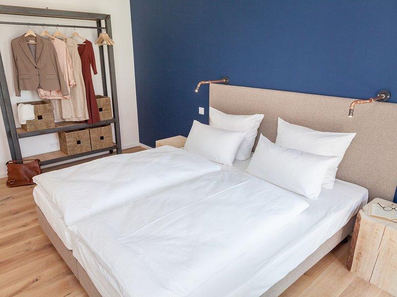 Suite XL, 56sqm, 2 bedrooms, max. 4 persons sample image bedroom