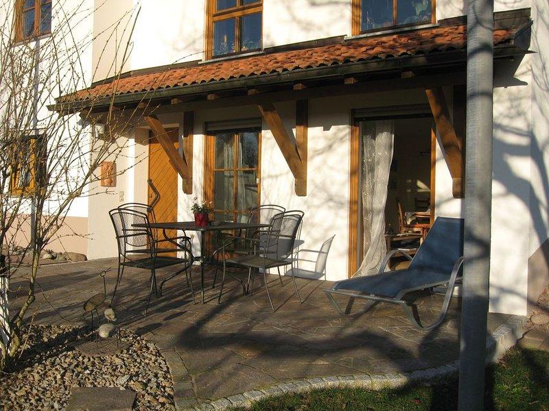 Ferienwohnung mit ca. 59qm, 1 Schlafzimmer für maximal 3 Personen, Ferienwohnung in Augst