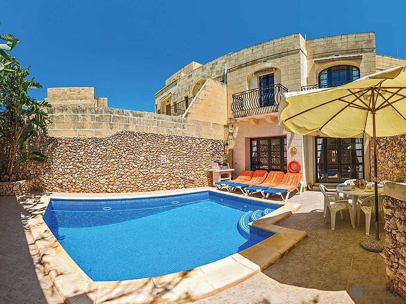 Ta Leli Holiday Home, location de vacances à Xaghra