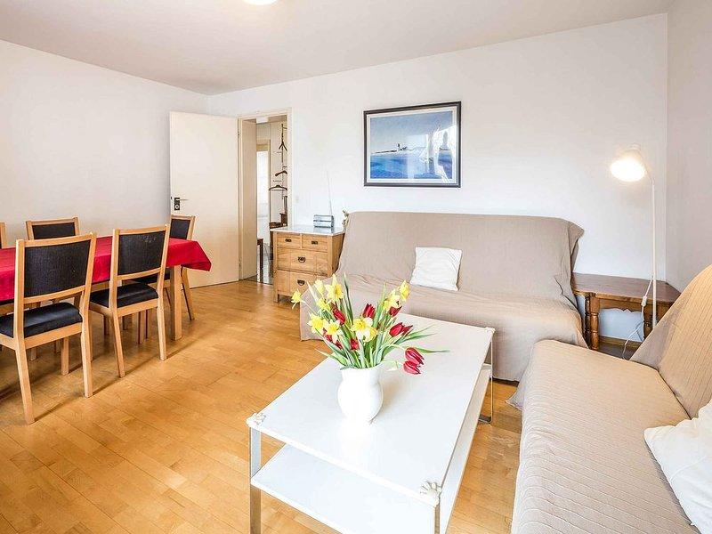 Ferienwohnung mit 80qm, 2 Schlafzimmer für max. 6 Personen, vacation rental in Umkirch
