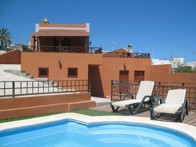 Holiday house El Escobonal for 2 - 6 persons with 3 bedrooms - Holiday home, location de vacances à Fasnia