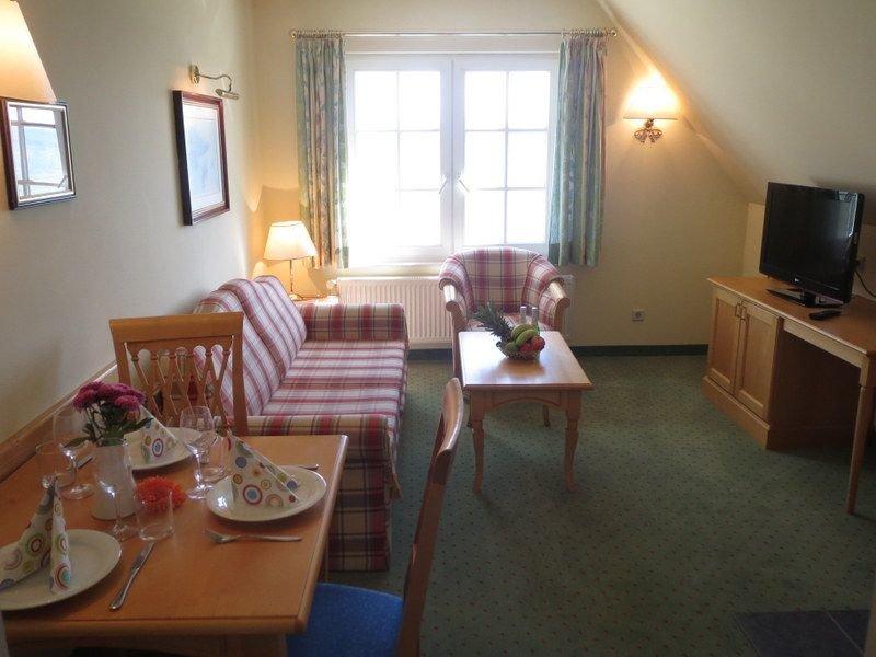 Ferienwohnung Treptow mit ca. 35 qm, 1 Schlafzimmer, für max. 3 Personen, holiday rental in Alt Reddevitz