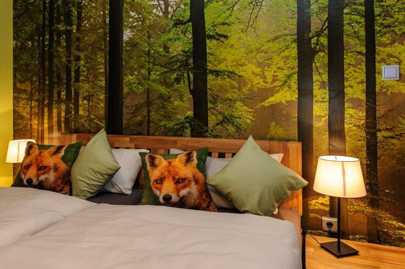 Ferienwohnung, 70 qm, 1 Schlafzimmer, max. 4 Personen, location de vacances à Enzklosterle