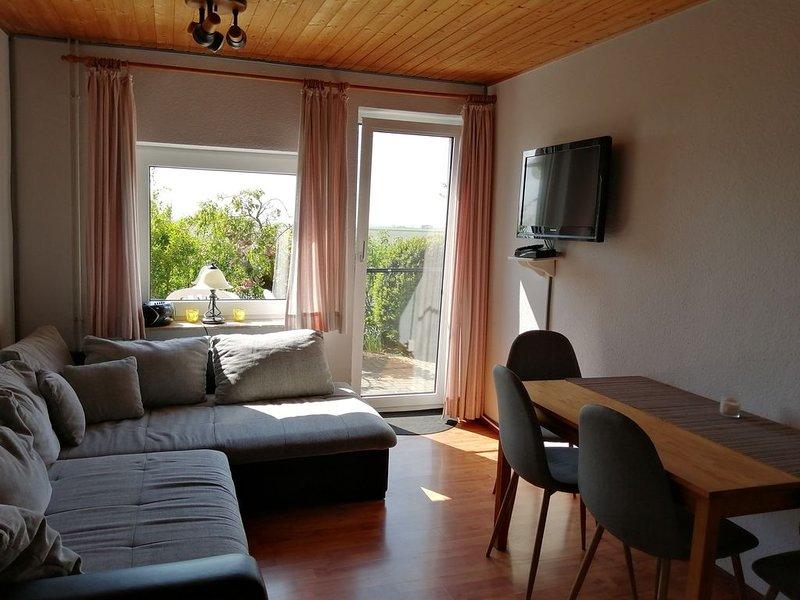 Ferienwohnung am Deich, vacation rental in Neuendorf-Sachsenbande