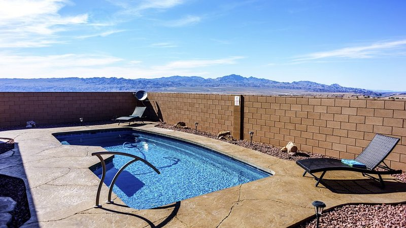 ❤ Visit Risen Ridge for family fun in the Arizona sun ❤, casa vacanza a Needles
