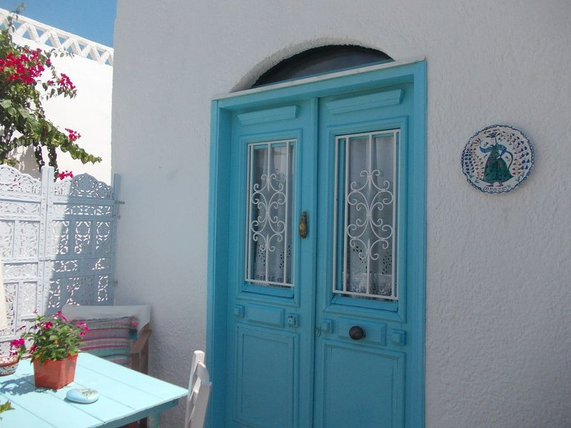 Traditional house 'FROSINI', holiday rental in Trachi