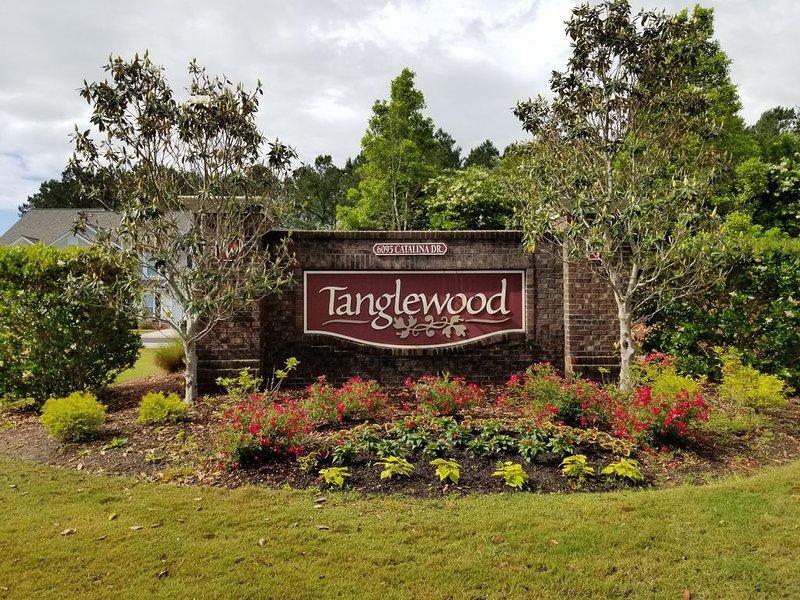 Bienvenue à Tanglewood!