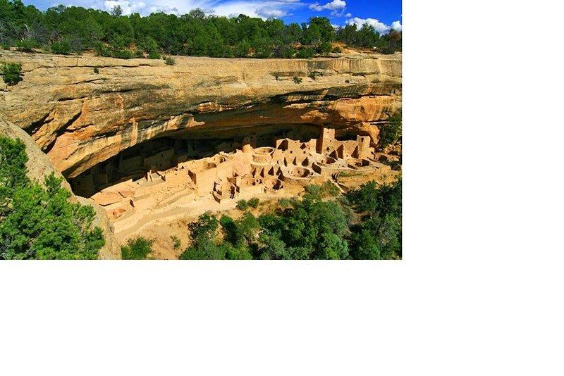 Vue sur la Mesa Verde
