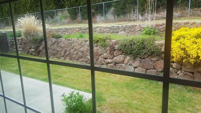 Private Back Yard