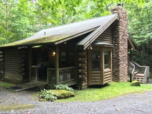 The Yearling 1 Bedroom 1 Bath Honeymoon Cabin, vacation rental in Banner Elk