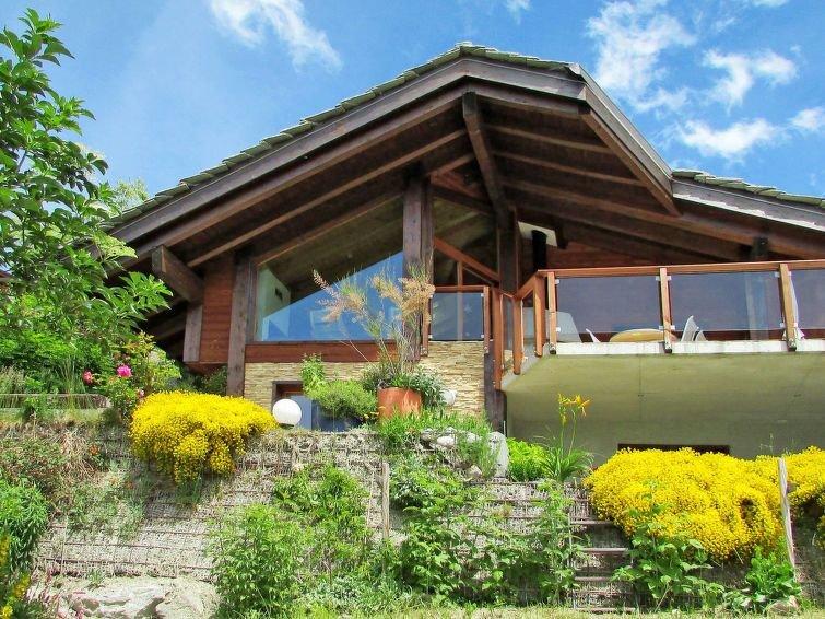 Ferienhaus Aosta (VEZ180) in Veysonnaz - 8 Personen, 3 Schlafzimmer, vacation rental in Veysonnaz
