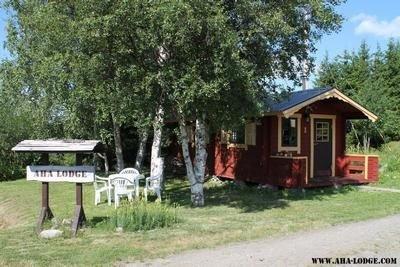 Ferienhaus Sorsele für 1 - 4 Personen mit 1 Schlafzimmer - Ferienhaus, vacation rental in Vasterbotten County