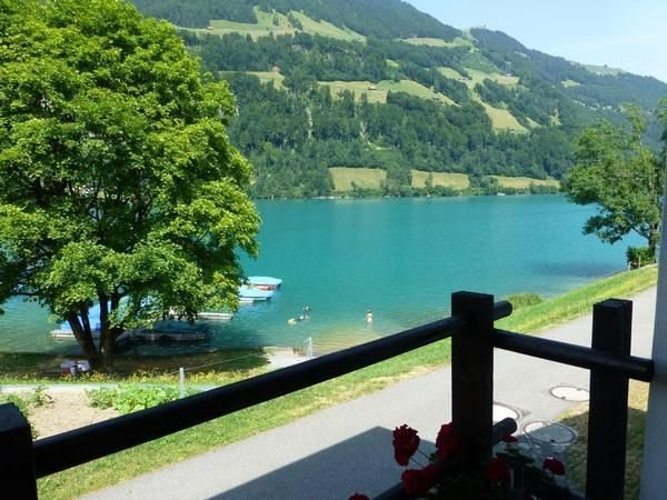 Apartment Lungern for 3 people with 2 rooms - Apartment in a two family house, vacation rental in Innertkirchen