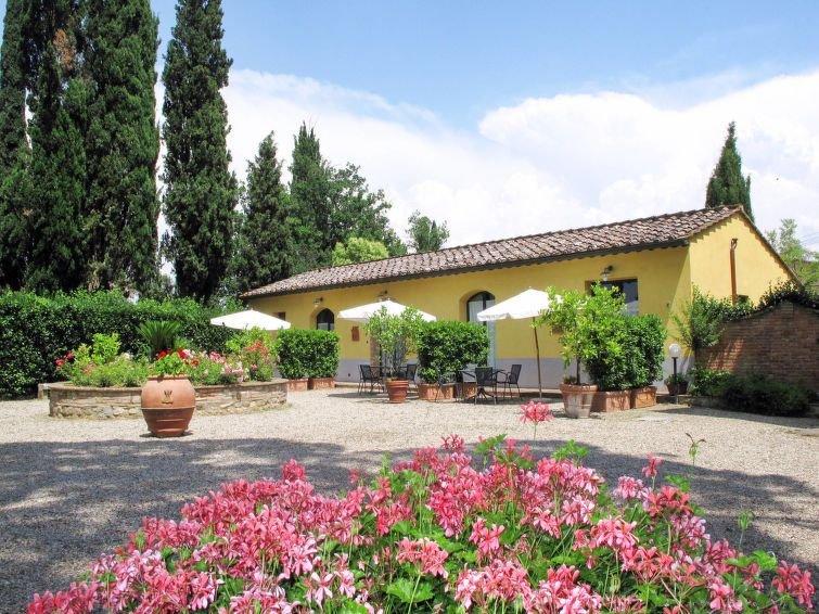 Ferienhaus Giuggiolo 3 (PGG172) in Poggibonsi - 4 Personen, 1 Schlafzimmer, vacation rental in Buonconvento