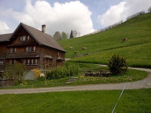 Ferienhaus Krummenau für 2 - 8 Personen mit 3 Schlafzimmern - Bauernhaus, location de vacances à Rapperswil