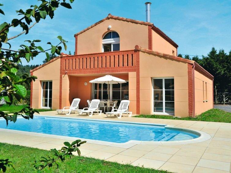 Ferienhaus Domaine Royal Green  in Pont de l'Arn, Languedoc - Roussillon - 6 Per, casa vacanza a Mazamet